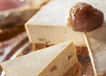 Vignette CheeseCake aux marrons